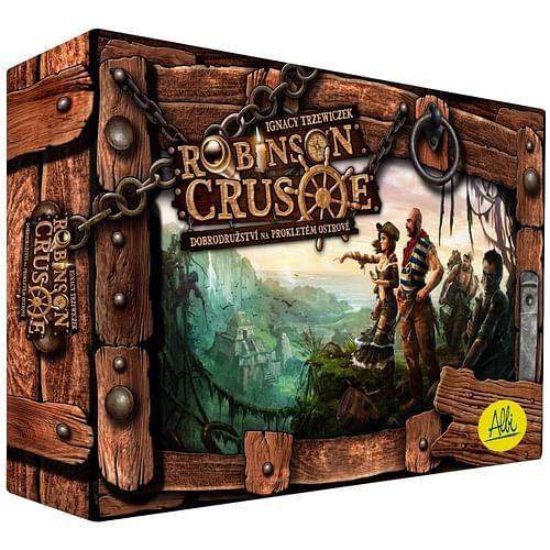 Robinson Crusoe: Dobrodružství na Prokletém ostrově