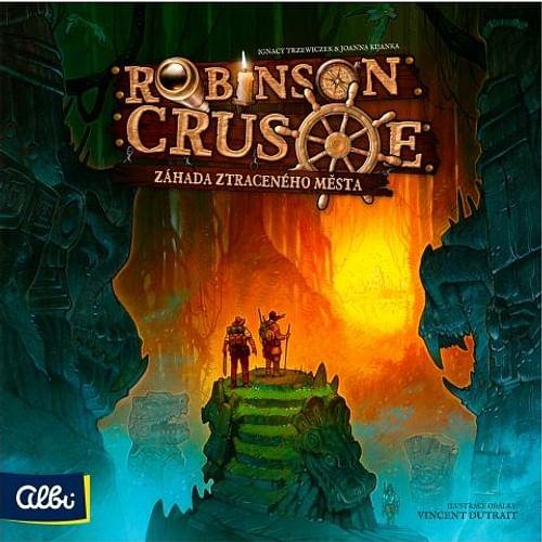 Robinson Crusoe: Záhada ztraceného města