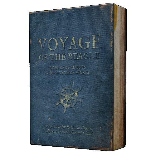 Robinson Crusoe: Adv. on the Cursed Island: Voyage of the Beagle