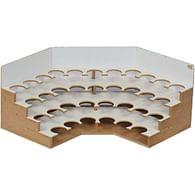 Rohový stojan a modul na barvy (36mm)