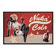 Rohožka Fallout - Nuka Cola Pin-Up