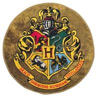 Rohožka Harry Potter - Znak Bradavic