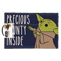 Rohožka Star Wars: Mandalorian - Precious Bounty Inside