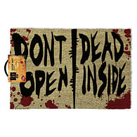 Rohožka The Walking Dead - Don't Open - Dead Inside