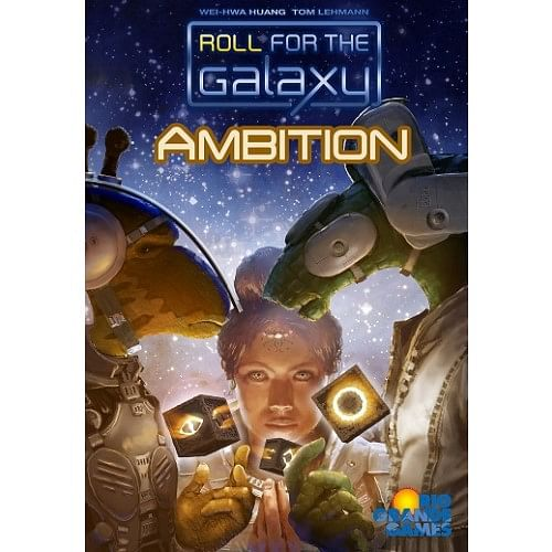Race for the Galaxy - Ambition