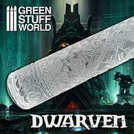 Rolling Pin - Dwarven, texturovací váleček