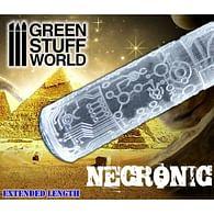 Rolling Pin - Necronic, texturovací váleček