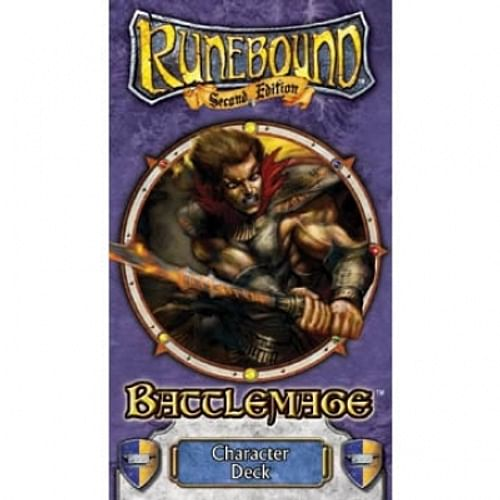 Runebound: Battlemage Character Deck
