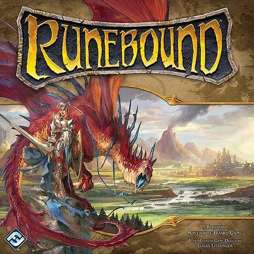 Runebound (třetí edice)