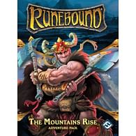 Runebound (třetí edice): The Mountains Rise