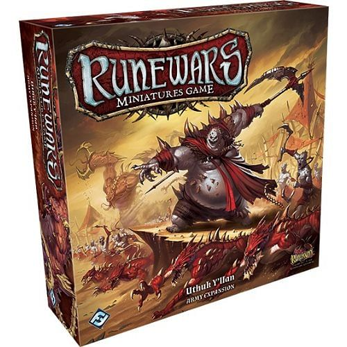 RuneWars: The Miniatures Game - Uthuk Y'llan Army
