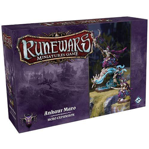 RuneWars: The Miniatures Game - Ankaur Maro
