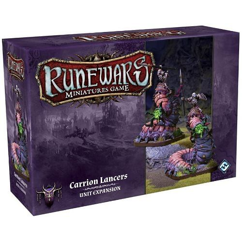 RuneWars: The Miniatures Game - Carrion Lancers