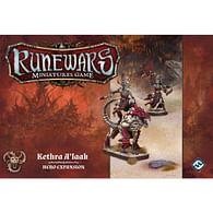 RuneWars: The Miniatures Game - Kethra A'laak Hero