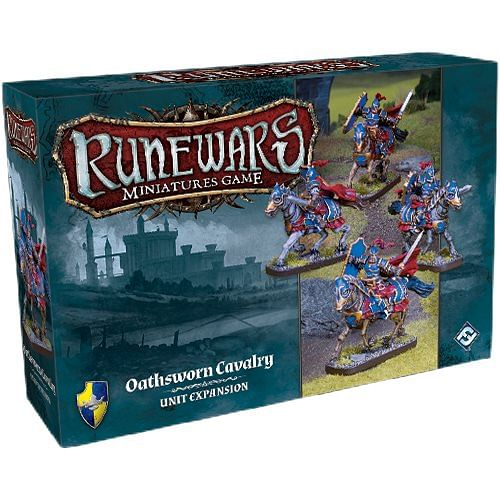 RuneWars: The Miniatures Game - Oathsworn Cavalry