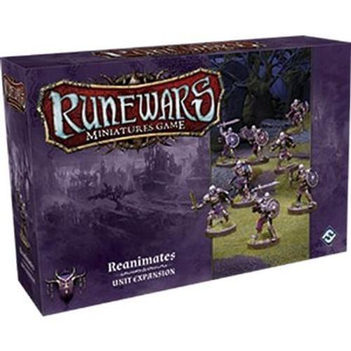 RuneWars: The Miniatures Game - Reanimates