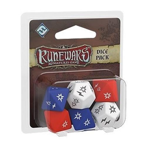 RuneWars: The Miniatures Game - Dice