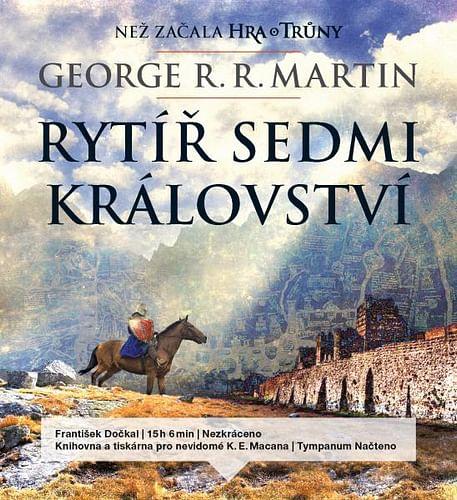 Rytíř Sedmi království - audiokniha (1 CD)