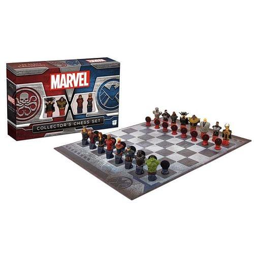 Šachy Marvel Collectors