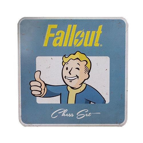 Šachy - Fallout Collector's Set
