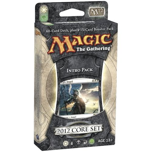 Magic: The Gathering - 2012 Core Set Intro Pack: Sacred Assault