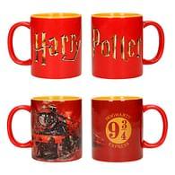 Sada hrnků Harry Potter - Logo & Bradavický expres (2 ks)