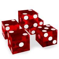 Sada kostek Casino