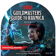 Sada kostek Dungeons & Dragons: Guildmasters Guide to Ravnica