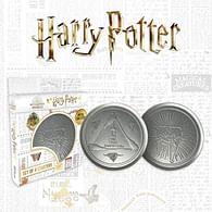 Sada kovových podtácků Harry Potter - Děravý kotel (4 ks)