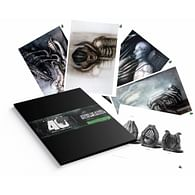 Sada litografií Alien, 5 ks