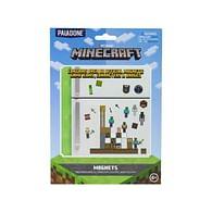 Sada magnetek Minecraft - Build a Level (80 ks)