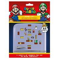 Sada magnetek Super Mario (23 ks)