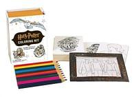 Sada omalovánek Harry Potter