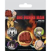 Sada placek One Punch Man