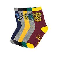 Sada ponožek Harry Potter (5 párů)