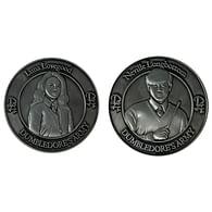 Sada sběratelských mincí Harry Potter - Neville & Lenka