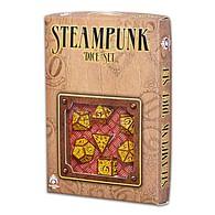 Sada steampunkových kostek