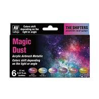 Sada Vallejo: Magic Dust