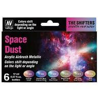 Sada Vallejo: Space Dust