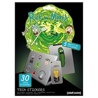 Sada vinylových samolepek Rick and Morty - Adventures (30 ks)