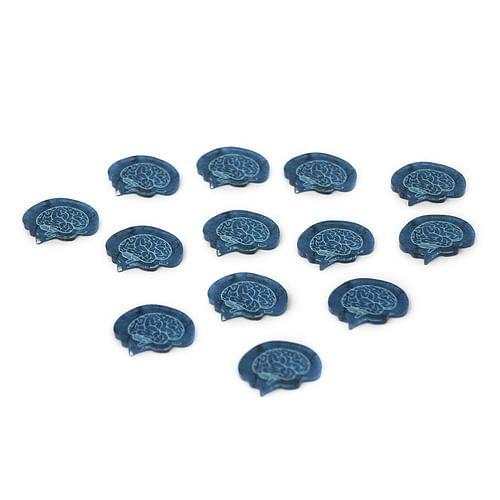 Sada žetonů - duševní zdraví (Sanity) 1 bod