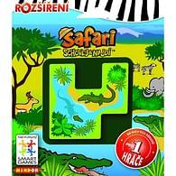 SMART: Safari: Schovej a najdi rozšíření