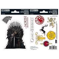 Samolepky Game of Thrones - Stark a Sigils