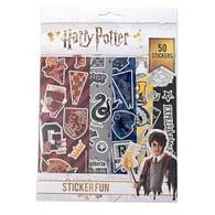 Samolepky Harry Potter (50 ks)