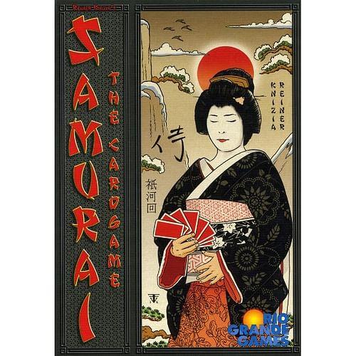Samurai - karetní hra