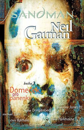 Sandman 2: Domeček pro panenky (nové barevné vydání)