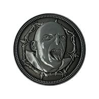Sběratelská mince Harry Potter - Voldemort