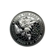 Sběratelská mince Sonic