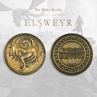 Sběratelská mince The Elder Scrolls Online - Elsweyr