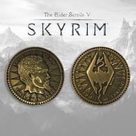 Sběratelská mince The Elder Scrolls V - Skyrim